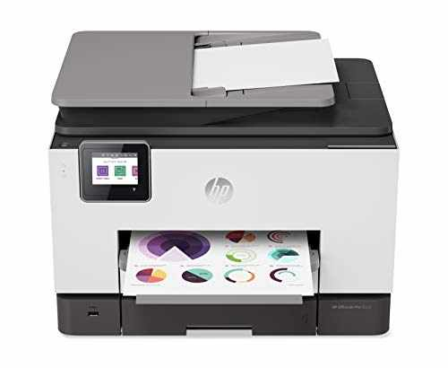 HP OfficeJet Pro 9025 All-in-One Wireless Printer, with