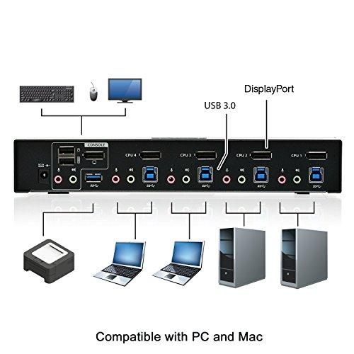 Top 25 KVM Switches Best Selling Products In Computer Components