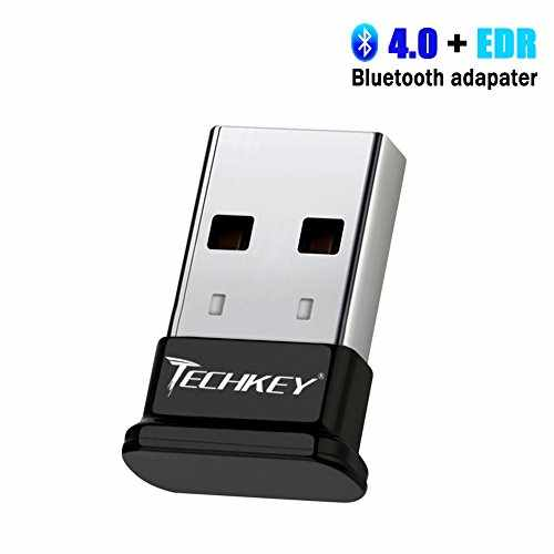 Bluetooth Adapter for PC USB Bluetooth Dongle 4 0 EDR